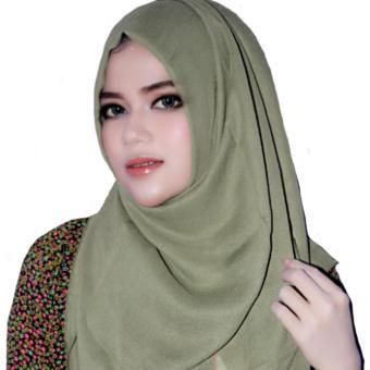 ... hijab jilbab segiempat Al Mia 45 000 Update Nabawi Baju Koko