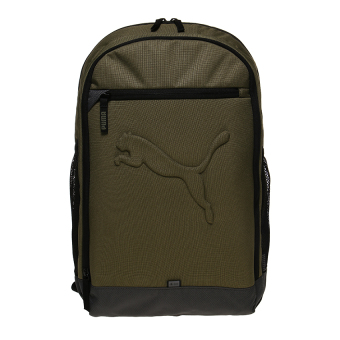 Harga Puma Buzz Backpack - Burnt Olive