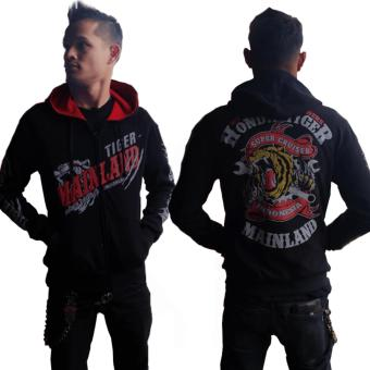 Harga Cadel Sweater Bikers Tiger TG101