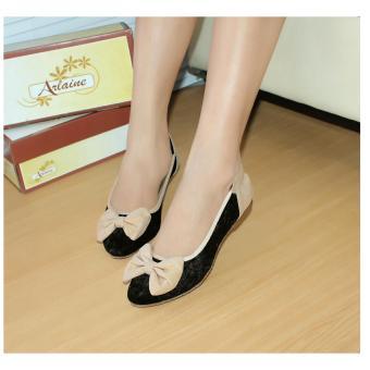 Arlaine Glamour Flat Shoes Cream Update Harga Terkini Source · Arlaine Zahra Flat Shoes cream Price