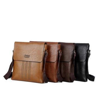 ... Male Bag Shoulder Bag Men Shaft Aslant Package Crossbody Bag Cowhide Leather Tote Bag Leisure Small