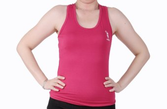 Harga Ronaco Gym T-Shirt T002A - Hot Pink