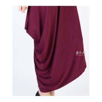 Harga Davecollection Dress Elsa Maxi Maroon PriceNia com Source JO & NIC Belle .