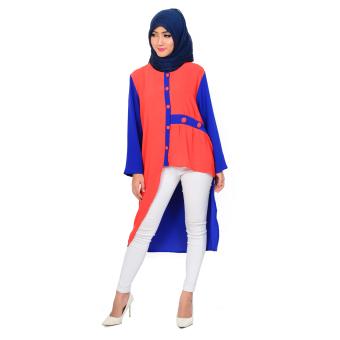 Ayako Fashion Cardigan Anna Yu Hitam Daftar Harga Terupdate dan Source · TOKOKU Dress Midi Layla