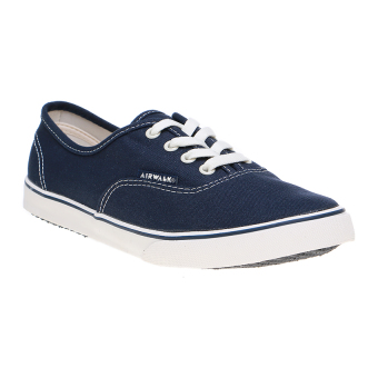 Harga Airwalk WS Canvas Basic Women's Shoes - Navy