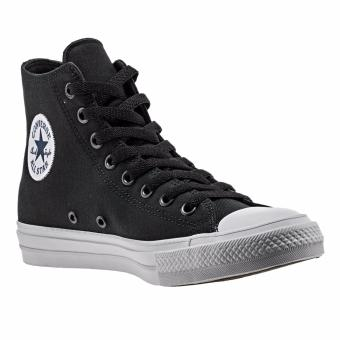 Harga Converse CT All Star II Hi Black White