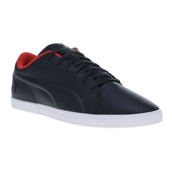 Harga Puma Wayfarer SF Shoes - Moonless Night-Rosso Corsa-Puma White