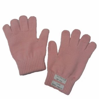 Harga Andri Collection - Childern Glove ANS - Pink BB