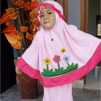 Baju Anakumi Mukena Anak 2 .