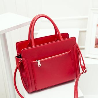 Harga Jims Honey Alona Bag [Red]