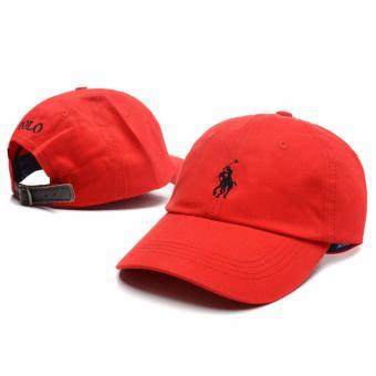 Hequ Fashion baru merek topi sesuai ukuran Unisex topi Baseball wanita pria  POLO Snapback topi gaya 7b6447d2d0