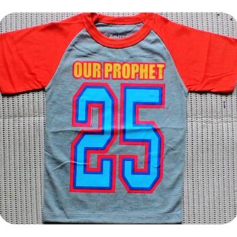 Kaos Anak Muslim - Our Prophet ...