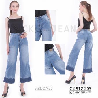Long Pants Cullote / Celana Jeans / Jeans Kulot CK 912 205 ...