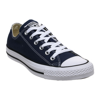 Harga Converse Chuck Taylor All Star Ox Canvas Low Cut Sneakers - Navy