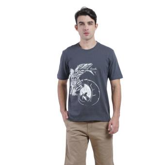 Carvil Tesco Men's T-shirt - Grey .
