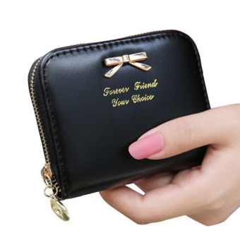 Gracefulvara Crocodile Fashion Wanita Tangan Panjang Perubahan Source · Lady Women Leather Wallet Card Holder Handbag