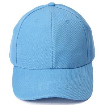 Galeri Produk katun unisex topi baseball klasik solidcolor topi olahraga musim panas