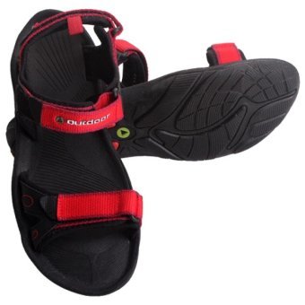 Harga Sandal Outdoor Gaia Women Series - Merah