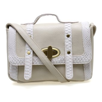 Alibi Paris Sinclair Bag - Putih