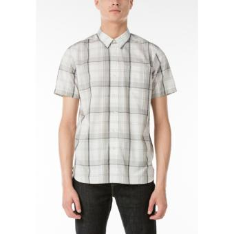Harga Levi's Sunset One Pocket Shirt - Vapor Grey