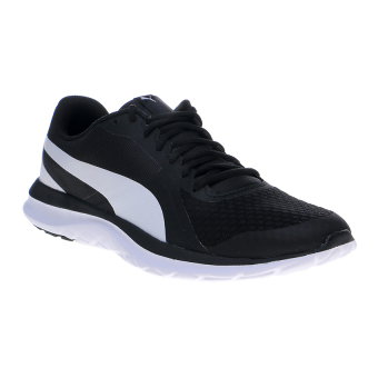 Harga Puma FlexT1 Running Shoes - Puma Black-Puma White
