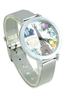 jam tangan blue lans