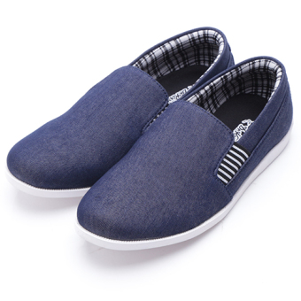 Harga Dr. Kevin Men Casual Shoes 13195 Navy