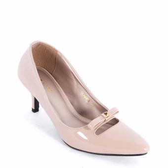 Sandal Wanita Flat Laser Cream Perbandingan harga eShop Checker Source · Gambar LinaLee Shoes sepatu wanita
