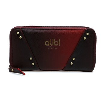 Alibi Paris Kendall Purse - Maroon
