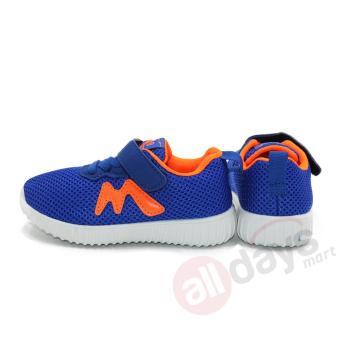 Sport Sepatu Sneakers Anak 1611 112 AK Blue Size 26 31 .