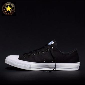 Harga Sepatu All Star Sneakers FreeStyle Unisex - Black White