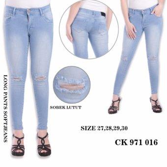 Long Pants Jeans Sobek / Celana Jeans Sobek CK 971 016 ...