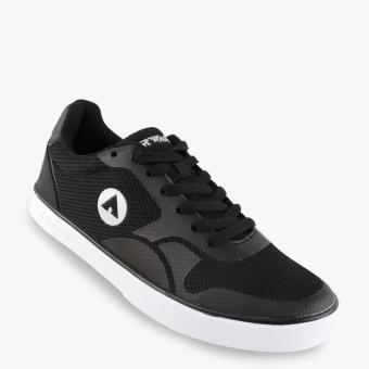 Harga Airwalk Jerold Men's Skate Shoes - Black