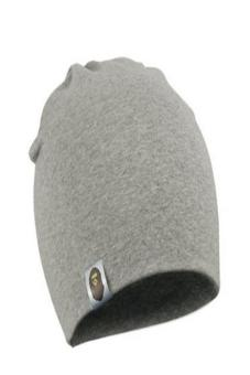 Harga LALANG Unisex Baby Cotton Beanie Hat Cute Soft Toddler Infant Cap Grey