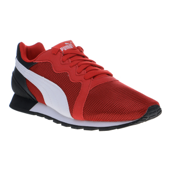 Harga Puma Pacer Running Shoes - Barbados Cherry-Puma White