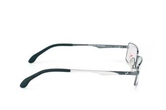 ... Puma Optical Frame 15419 Gray white 2