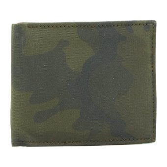 Alibi Paris Vallon Wallet - Hijau