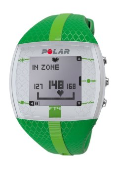 Harga Polar FT4 Green Heart Rate Monitor HRM
