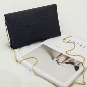 Harga Lucy Clutch Jims Honey - Black