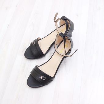 KelinciMadu-Creamy Heels-Black