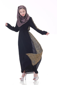 AK 319 Logo Tunik batik Twistcone Akiko Fashion Source Ak Maxy Hinata Black .