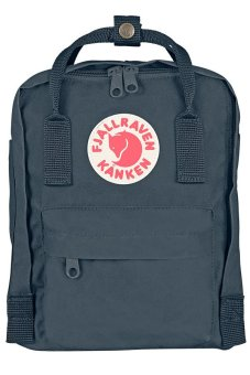 Harga Fjallraven Kanken Mini Backpack (Graphite) - Intl