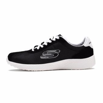 Harga Skechers Burst Square Off - Black