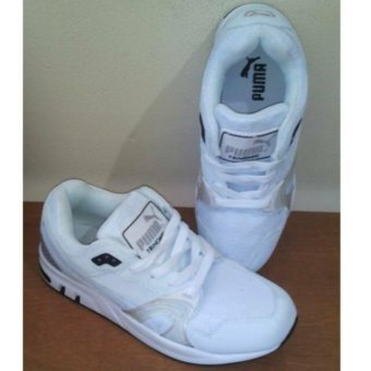 Harga Puma Trinomic White Import Ori