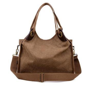 Women Fashion Handbag Shoulder Bag Large Tote Ladies Purse - intl