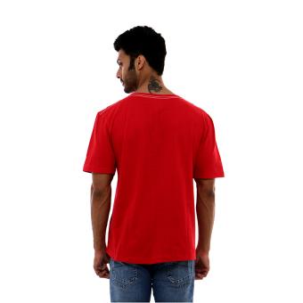 Carvil Teered B1 T Shirt Man Red 2 .