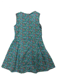 Harga Andri Collection - Dress Anak - Blue