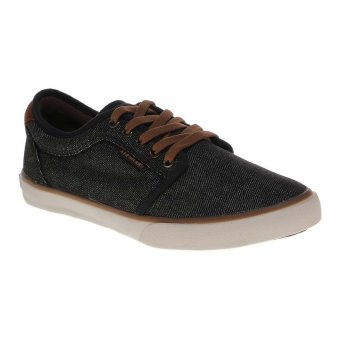 Harga Airwalk Hidro Sneakers - Black Denim