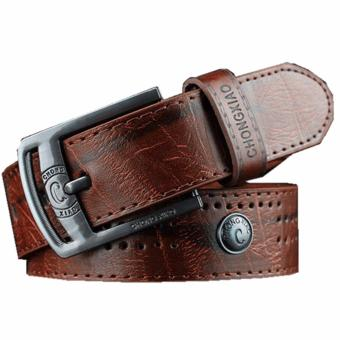 Topi Source Ormano Fashion Tali Pinggang Pria CG Casual Vintage Retro Cowboy Belt .
