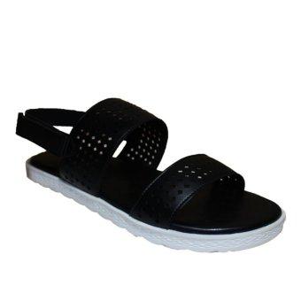 Marlee AC-02 Sandal Platform Wanita - Hitam